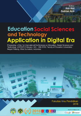 International Conferences on Educational, Social Sciences and Technology