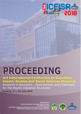 International Conference on Education, Islamic Studies and Social Sciences Research